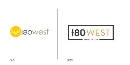 i80WEST logo rebrand